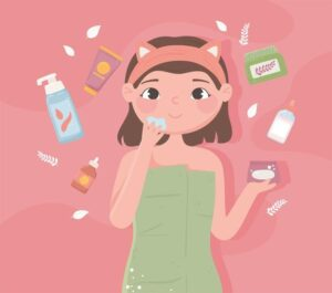 Girl Skincare Products
